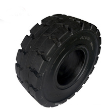 Neumático de caucho macizo para carretilla elevadora 23x9-10 para Linde