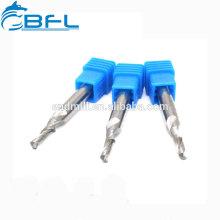 Peu de foret d'étape de carbure de BFL, forets d'étape de carbure de fraisage de commande numérique par ordinateur pour l'acier