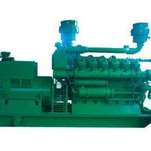 Комплект электрогенераторов природного газа с рекуперацией тепла