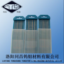 Polished Wce20 Tungsten Electrodes (WC20) for TIG Welding