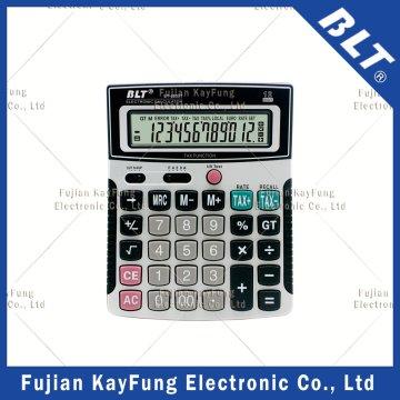 12 Ziffern Steuer- und UV-Test-Funktion Elektronischer Rechner (BT-8839T)