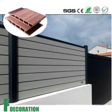 WPC Outdoor Design Wall Panel Cladding