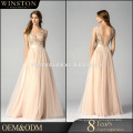 2016 China Dress Manufacturer evening dress velvet