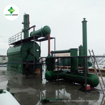 Herstellung und Lieferung von gebrauchtem Motoröl schmieren Öl zu Diesel-Anlage