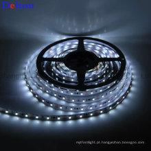 Fita LED flexível aprovada por DC12V / 24V CE Lâmpada de fita LED