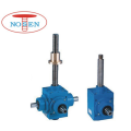90KN Manual Bevel Gear Machine Screw Jacks