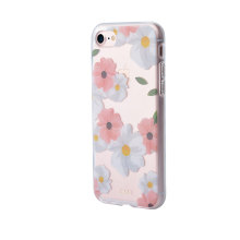 Peach Blossom Girlish IMD Iphone8 Shell