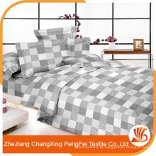 Material de tecido de desconto extra extra grande para roupa de cama