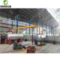 Destilação de preço da máquina de tratamento de petróleo bruto