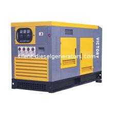 60kw - 150kw Water Cooling Silent Diesel Generator V67t, V75t