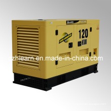 Water-Cooled Diesel Generator Set Silent Type (GF2-120KW)