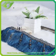 Z398 Curtain rod accessories / curtain poles accessories / fringe trim wholesale factory