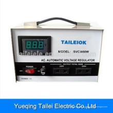 Casa uso regulador automático de estabilizador de voltaje 1000w