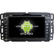 Android 4.4 Mirror-link Glonass/GPS 1080P dual core car media player for GMC Yukon/Acadia/Sierra with GPS/Bluetooth/TV/3G