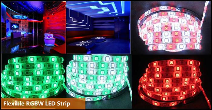 RGBW LED Strip 02