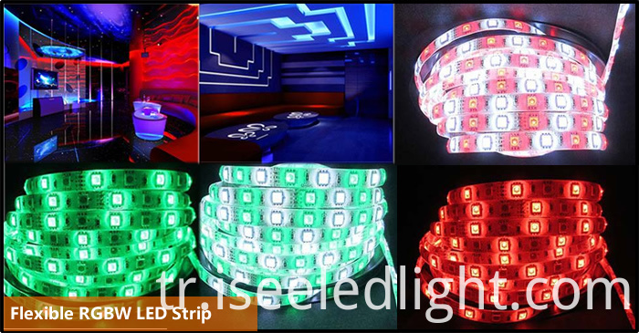 RGBW LED Strip 02