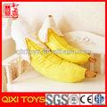 Soft cute banana toy stuffed plush fruit toy