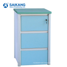 SKS021 ABS Plastic Lockers Storage Bedside Cabinet With Different Colors