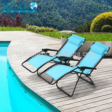 Special Design Outdoor Deck Chair Zero Gravity Foldable Leisure chair