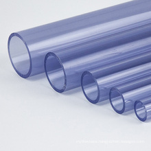 Blank Black Circular Hard Plastic PVC Pipe 10mm