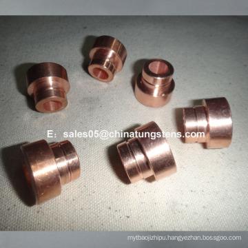 W80cu20 Tungsten Copper EDM Electrode with ISO 9001 From Zhuzhou Jiabang