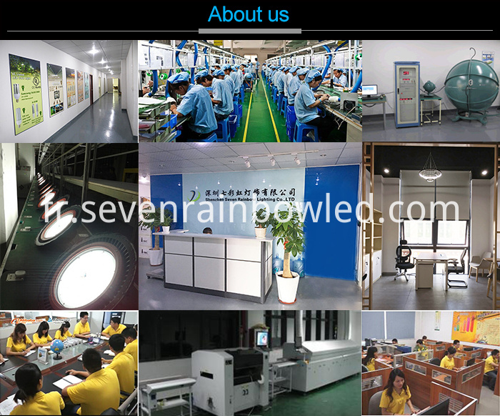 200W Round High Bay Lights Factory