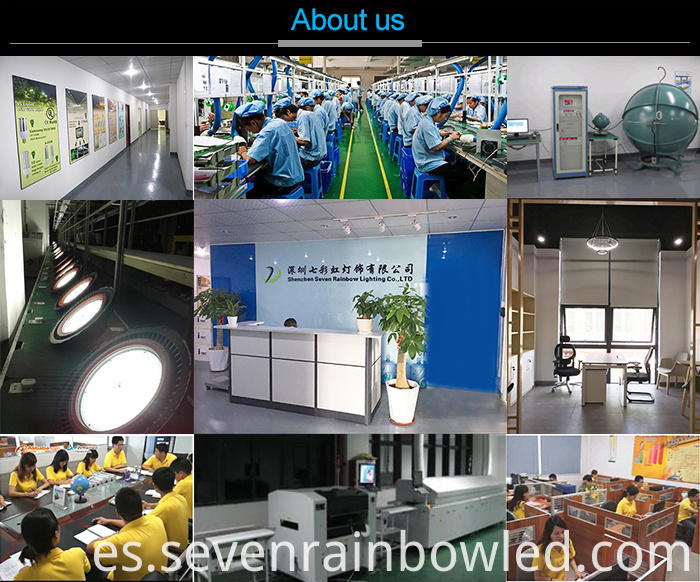 Production Line Of High Bay Led Light Fixtures