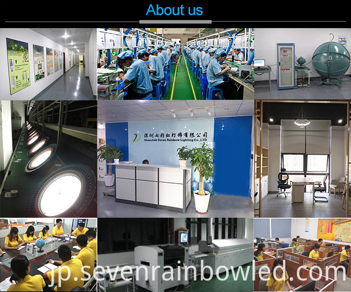 100W Led Low Bay Lighting Factory