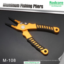 Aluminium Fishing Pliers with Tungsten Carbide Cutters