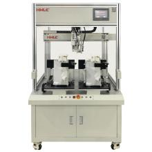 Máquina de tornillo de succión y soplado de aire de precisión