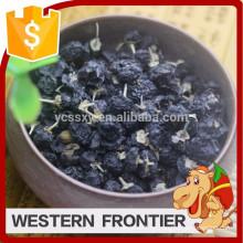 Tipo de cultivo común secado estilo negro goji berry