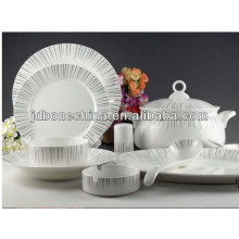 hot sell royal embossed golden porcelain ceramics pot
