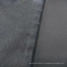 Dril de algodón revestido de la PU de la tela del dril de algodón del 100%