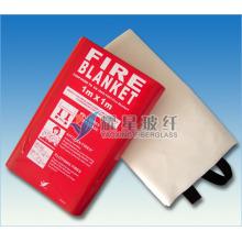 Certificado del TUV de la manta del fuego de la fibra de vidrio del precio de fábrica