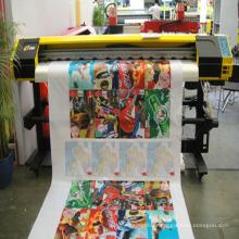 60 inkjet printer DX5 head large format eco solvent flex banner plotter sublimation plotter impressora (1.2m) ZXK-1600
