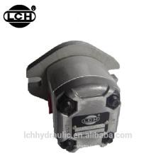 hydraulique clayson moissonneuse pompe à engrenages pour mini machine de construction de pompe à engrenages