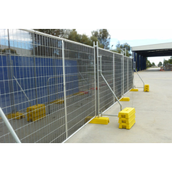 outdoor welded mesh temporary fence