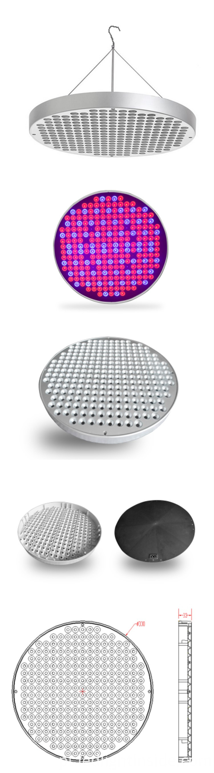 UFO LED Grow Light