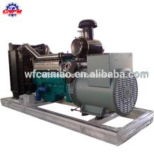 diesel engine with alternator brushless 120kw diesel generator