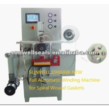 Automatic Winder Machine For Spiral Wound Gaskets