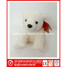 China Supplier for Plush Ice Bear for Christmas Holiday Gift