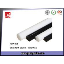 Stock Polyacetal POM Plastic Round Bar