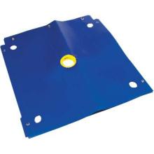 Tissu de filtre de plaque de pression avec Fns806 Filtre de revêtement acrylique Feutre