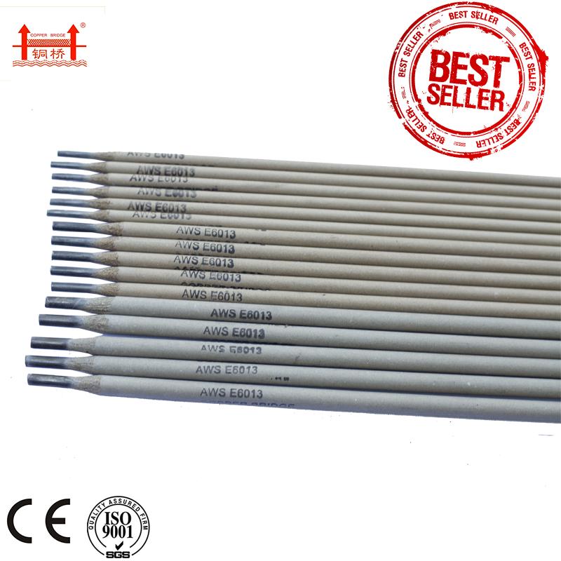 Baguette De Soudage à électrode AWS E7018 3/32
