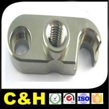 CNC Milling Steel Metal Part From Material C45 / Q235 / Q345 Steel Part