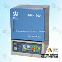 CE certifié 1700c four de laboratoire four à moufle avec le prix d'usine et la meilleure qualité