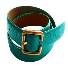 Men Jeans Pants Pin Hardware Buckle Belt (HJ0055)