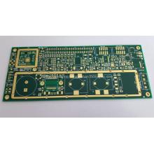 HDI PCB PCB de interconexión de alta densidad ciego / enterrado Vias