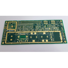 HDI PCB с высокой плотностью межкомпонентных печатных плат Blind / Buried Vias
