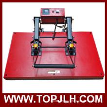 Multi передачи печати высокого давления равнина жары пресс машина 80 * 100 см